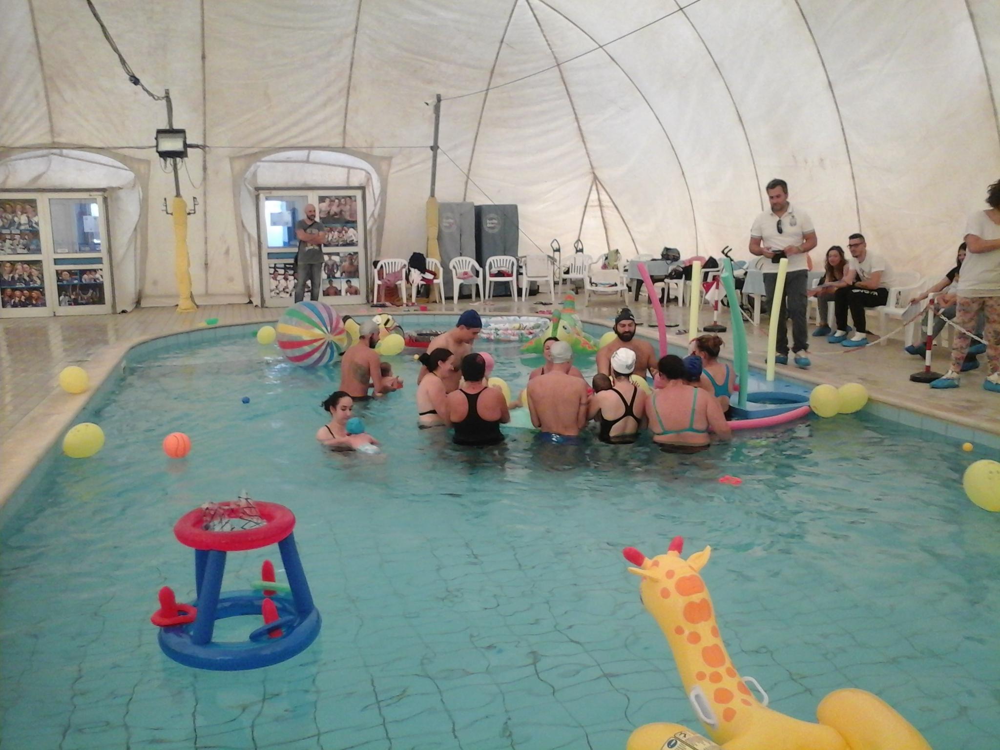 Corso Neonati Corsi Nuoto Perugia Centro Estivo Perugia Palestra Perugia